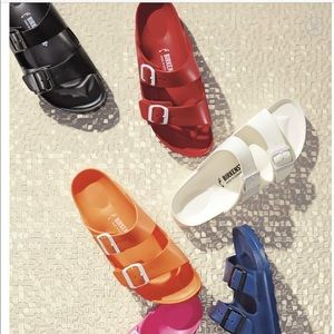 Birkenstock Shoes - BIRKENSTOCK Arizona Slide Sandal